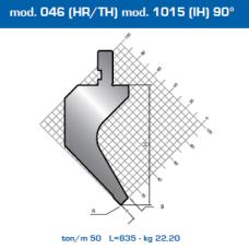 Punção Mod. 046(HR/TH) Mod. 1015 (IH) 90º