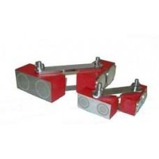 Esquadro magnético ajustável