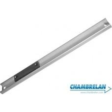 D409-AL40 - Guia Linear Aluminio c/ Patim de Recirculação de Esferas