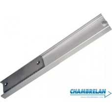 D48-AL60 - Guia Linear Aluminio c/ Patim de Recirculação de Esferas
