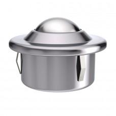 Esfera de Transferência Aço Inox/Aço Inox clipe 3 pinos 15-50