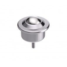 Esfera de Transferência Aço inox/Aço inox perno roscado 22-70