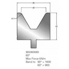 Matriz IB5060060 60º V60