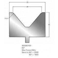 Matriz IB5080100 80º V100