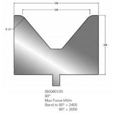 Matriz IB5080120 80º V120