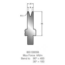 Matriz IB5130008 30º V8