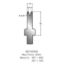 Matriz IB5130006 30º V6