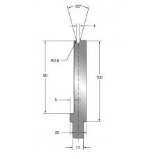 Matriz T04S.30º-EV/S-W4/30º