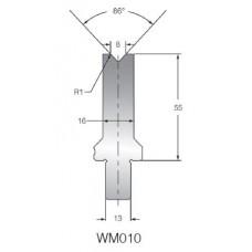 Matriz WM010 OZU-010 86º
