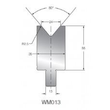 Matriz WM013 OZU-013 80º