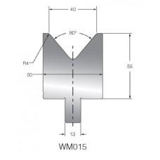 Matriz WM015 OZU-015 80º