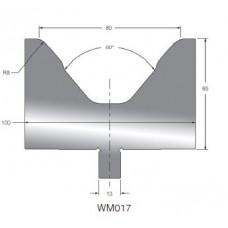 Matriz WM017 OZU-017 80º