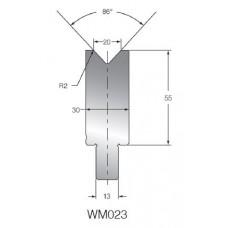 Matriz WM023 OZU-023 86º