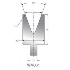 Matriz WM031 OZU-031 40º