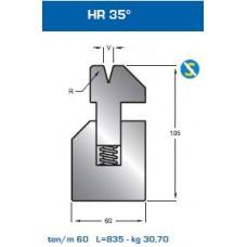 Matriz com mola 3001P HR 30º  V6-8