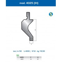 Porta Punção mod. 4025 (IH)
