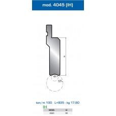 Porta Punção mod. 4045 (IH) Insertos Redondos D=16 a 40