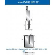 Matriz e Punção  Mod. PV908 (HR) 30º