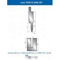 Matriz e Punção  Mod. PV912 (HR) 30º