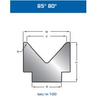 Matriz Mod. 2011 (HR, IH) 85º 80º