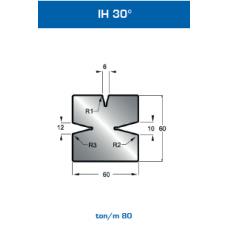 Matriz Mod. 2410 (IH) 30º