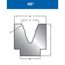 Matriz Mod. 342 (HR/IH) 45º