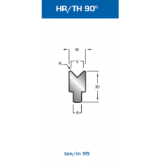 Matriz Mod. 420 (HR/TH) 90º