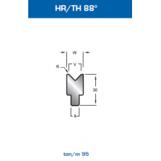 Matriz Mod. 420 (HR/TH) 88º