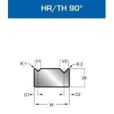 Matriz Duplo V Mod. 121 HR/TH 90º
