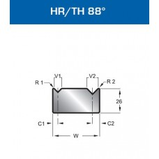 Matriz Duplo V Mod. 121 HR/TH 88º