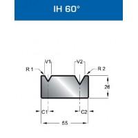 Matriz Duplo V Mod. 2012 IH 60º