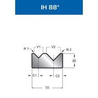 Matriz Duplo V Mod. 2014 IH 88º