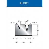 Matriz Duplo V Mod. 337 IH 30º