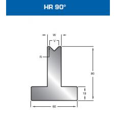 Matriz Mod. M0632(HR) 90º