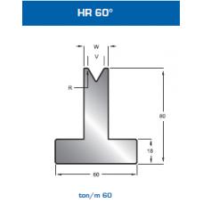 Matriz Mod. M0650 (HR) 60º