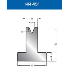 Matriz Mod. M1070(HR) 45º