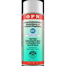 OPN Spray de Manutenção e Lubrificação INOX - Certificado para Indústria Alimentar (400 ml)