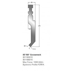 Punção  IB1185010/IB1188010  RFA-175 85º/88º