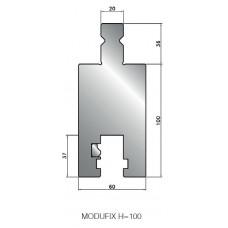 Adaptador de Punção Modufix H=100