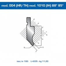 Punção Mod. 004(HR/TH) Mod.1010 (IH) 88º 85º