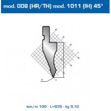 Punção Mod. 008(HR/TH) Mod.1011 (IH) 45º