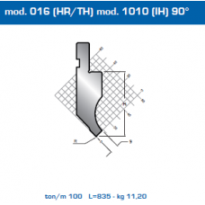 Punção Mod. 016 (HR/TH) 90º