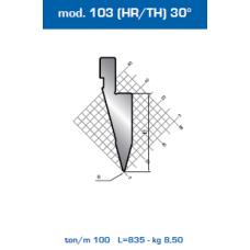 Punção Mod. 103(HR/TH) 30º