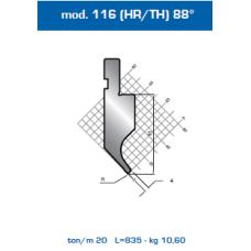 Punção Mod. 116 (HR/TR) 88º
