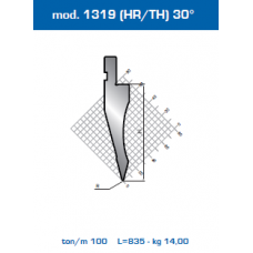 Punção Mod. 1319 (HR/TH) 30º
