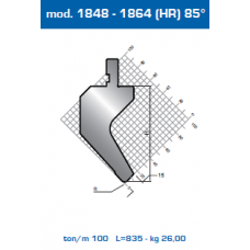 Punção Mod. 1848 - 1864 (HR)  85º