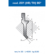 Punção Mod. 201 (HR/TH) 90º