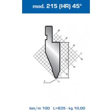 Punção Mod. 215 (HR) 45º