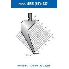 Punção Mod. 455 (HR) 60º