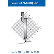 Punção Mod. S1754 (IH) 26º